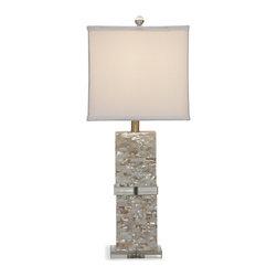 Bassett Mirror - Bassett Mirror Bridget Table Lamp - Bridget Table Lamp
