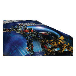 Franco Manufacturing Company INC - Transformers Armada Autobots Twin-Full Bedding Comforter - Features: