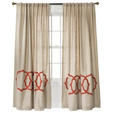 Contemporary Curtains by Target