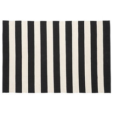 modern rugs by Crate&Barrel