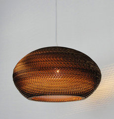 eclectic pendant lighting by graypants