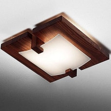 Modern Flush-mount Ceiling Lighting by Interior Deluxe