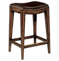 traditional bar stools and counter stools by Woodbridge Furniture