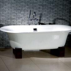 Modern Bathtubs Beata Oriental Style Dual Bath Tub