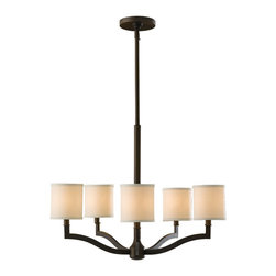 Murray Feiss - Murray Feiss F2519/5ORB Stelle 5 Bulb Oil Rubbed Bronze Chandelier - Murray Feiss F2519/5ORB Stelle 5 Bulb Oil Rubbed Bronze Chandelier