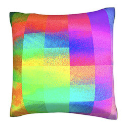 Custom Photo Factory - Vibrant Colors Photography Pillow.  Polyester Velour Throw Pillow - Vibrant Colors Photography Pillow. 18 Inches x 18  Inches.  Made in Los Angeles, CA, Set includes: One (1) pillow. Pattern: Full color dye sublimation art print. Cover closure: Concealed zipper. Cover materials: 100-percent polyester velour. Fill materials: Non-allergenic 100-percent polyester. Pillow shape: Square. Dimensions: 18.45 inches wide x 18.45 inches long. Care instructions: Machine washable