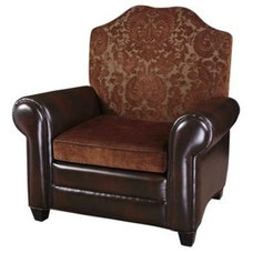 Traditional Accent Chairs by Build