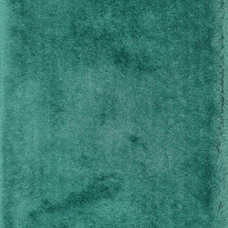 """Loloi Rugs - Loloi Rugs Allure Shag Collection - Emerald, 3'-6"""" x 5'-6"""" - Everything you could want in a shag - fashionable colors, generous pile height, and irresistible softness - is exactly what you get with our Allure Shag. Hand tufted in China, we went bold with our color palette, opting for head turning hues like emerald, citron, and platinum. It feels remarkable underfoot too. That's because Allure Shag densely packs a mix of thin polyester yarns that measure 3 inches long."""