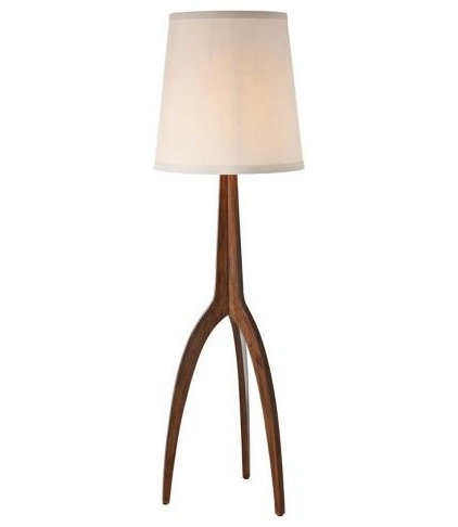 modern floor lamps by Lamps Plus
