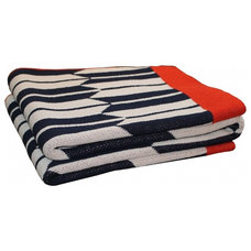 Modern Throws by Happy Habitat