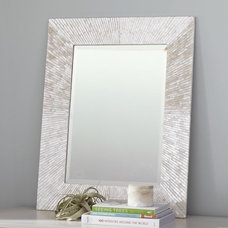Contemporary Mirrors by Pottery Barn