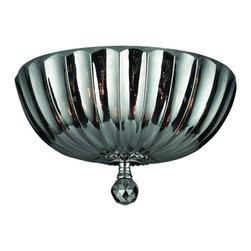 "Worldwide Lighting - Worldwide Lighting W33141C14-SM Mansfield 3 Light 14"" Flush Mount Ceiling Fixtur - Specifications:"