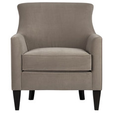Traditional Armchairs And Accent Chairs by Crate&Barrel