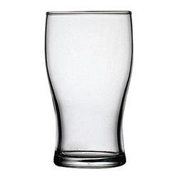 Hospitality Glass - 10 oz Tulip Beer Glasses 12 Ct - 10 oz Tulip