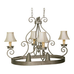 Capital Lighting - Capital Lighting Traditional Kitchen Island Light X-804-HA6843 - Capital Lighting Traditional Kitchen Island Light X-804-HA6843