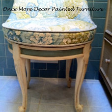 Traditional Furniture by Once More Decor Painted Furniture