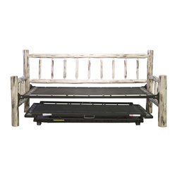 Montana Woodworks Montana Woodworks Trundle Daybed In