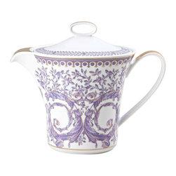 Versace - Versace Le Grand Divertisser Teapot - Versace Le Grand Divertisser Teapot