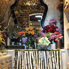 Eclectic  Floral Design Studio Space: Bloomingayles