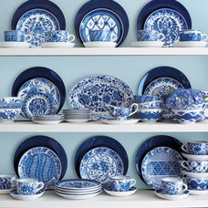 Traditional Serving Dishes And Platters by Horchow