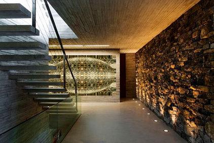 Modern Hall by Charline Lancel