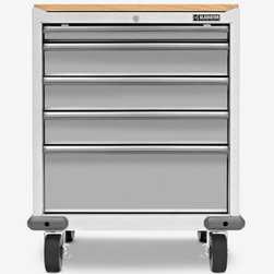 Select Series Welded 5-Drawer Modular GearDrawer (GAGD275DZW) -