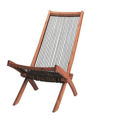 BROMMÖ Deck chair - There is nothing that I don't love about this chair. After I feel like i have seen everything that IKEA has to offer 1000 times over, a gem like this comes up and totally destroys that theory.