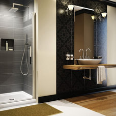 Modern Shower Doors by Exotic Home Expo