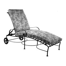 Classico Chaise Lounge - By OW Lee