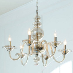 Emmeline 6-Light Chandelier