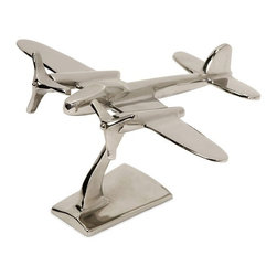 IMAX CORPORATION - Up In The Air Plane Statuary - Add this to your aviation decor. Find home furnishings, decor, and accessories from Posh Urban Furnishings. Beautiful, stylish furniture and decor that will brighten your home instantly. Shop modern, traditional, vintage, and world designs.