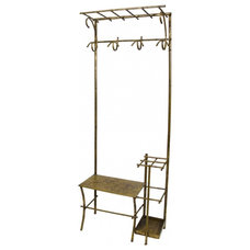 Eclectic Coatracks And Umbrella Stands by Second Shout Out