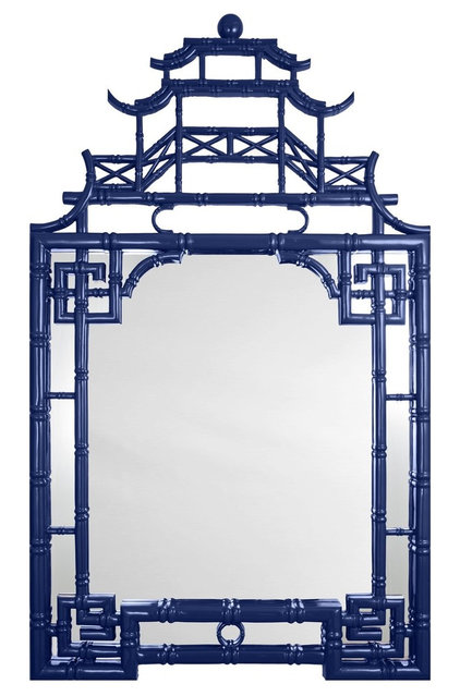 asian mirrors by Zinc Door