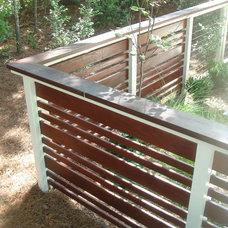Modern Fencing by Glover Design LLC