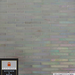 Emenee Tiles - This beautiful glass tile is sold by the squre foot.