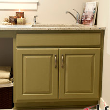 Bathroom Vanities And Sink Consoles by Consolidated Kitchens & Fireplaces