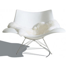 Modern Rocking Chairs by Danish Design Store