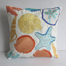 Tropical  by Comfy Heaven Pillows and Decor