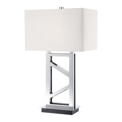 George Kovacs - George Kovacs Decorative One Lt. Table Lamp - George Kovacs Decorative One Lt. Table Lamp