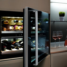 Contemporary Refrigerators by OzCoolrooms & WineRooms
