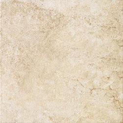 Panaria Ceramica - Kult White Stone 6 x 6 - Elegance. Style. Shading. This unique stone-look porcelain tile with tone on tone shading is designed with perfection in mind. Bridging the gap between rustic and contemporary, Panaria's Kult series is a great choice for your next project.