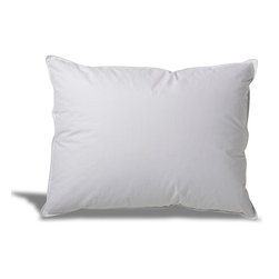 Exceptional Sheets Down Alternative Hypoallergenic Pillow - Exceptional Sheets Down Alternative Hypoallergenic PillowThe Exceptional Sheets Down Alternative Hypoallergenic Pillow is without exception, the finest pillows of this class anywhere! Most pillows use a continuous filament fiber which flattens out quickly or becomes lumpy when washed. We use a much loftier cluster fiber to make a softer, longer lasting pillow.Specifcs: