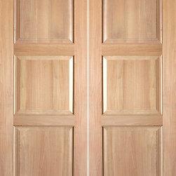 """Rustic-4 Interior Tropical Hardwood 3 Panel Double Door - SKU#Rustic-4-2BrandAAWDoor TypeInteriorManufacturer CollectionInterior Rustic DoorsDoor ModelDoor MaterialWoodWoodgrainTropical HardwoodVeneerPrice560Door Size Options2(15"""") x 80"""" (2'-6"""" x 6'-8"""")  $02(18"""") x 80"""" (3'-0"""" x 6'-8"""")  +$202(24"""") x 80"""" (4'-0"""" x 6'-8"""")  +$3402(28"""") x 80"""" (4'-8"""" x 6'-8"""")  +$3602(30"""") x 80"""" (5'-0"""" x 6'-8"""")  +$3602(32"""") x 80"""" (5'-4"""" x 6'-8"""")  +$3602(36"""") x 80"""" (6'-0"""" x 6'-8"""")  +$3802(42"""") x 80"""" (7'-0"""" x 6'-8"""")  +$9002(15"""") x 96"""" (2'-6"""" x 8'-0"""")  +$1002(18"""") x 96"""" (3'-0"""" x 8'-0"""")  +$1202(24"""") x 96"""" (4'-0"""" x 8'-0"""")  +$5002(28"""") x 96"""" (4'-8"""" x 8'-0"""")  +$5202(30"""") x 96"""" (5'-0"""" x 8'-0"""")  +$5202(32"""") x 96"""" (5'-4"""" x 8'-0"""")  +$5202(36"""") x 96"""" (6'-0"""" x 8'-0"""")  +$5402(42"""") x 96"""" (7'-0"""" x 8'-0"""")  +$1220Core TypeSolidDoor StyleDoor Lite StyleDoor Panel Style3 PanelHome Style MatchingMediterranean , Pueblo , Prairie , LogDoor ConstructionSolid Stile and RailPrehanging OptionsPrehung , SlabPrehung ConfigurationDouble DoorDoor Thickness (Inches)1.75Glass Thickness (Inches)Glass TypeGlass CamingGlass FeaturesGlass StyleGlass TextureGlass ObscurityDoor FeaturesDoor ApprovalsDoor FinishesDoor AccessoriesWeight (lbs)680Crating Size25"""" (w)x 108"""" (l)x 52"""" (h)Lead TimeSlab Doors: 7 daysPrehung:14 daysPrefinished, PreHung:21 daysWarranty1 Year Limited Manufacturer WarrantyHere you can download warranty PDF document."""