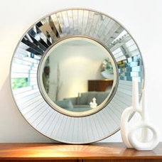 Eclectic Wall Mirrors by kennethwingard.com