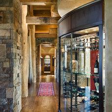 Contemporary Hall by Locati Architects
