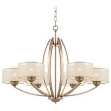 Contemporary Chandeliers by Euro Style Lighting