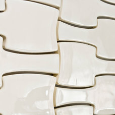Contemporary Tile by ModCraft