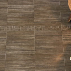 "Happy Floors Porcelain Tile New Jersey - Cedir Natura Moka Tile 12""x24"" New Jersey Tile Outlet Store"