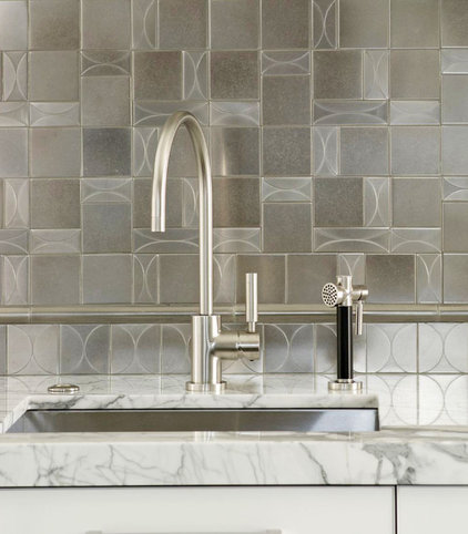 Modern Kitchen Faucets by Jamie Herzlinger