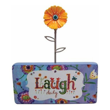 """WL - 5 Inch """"Laugh"""" Rectangle Desk Photo Clip Collectible Decoration Statue - This gorgeous 5 Inch """"Laugh"""" Rectangle Desk Photo Clip Collectible Decoration Statue has the finest details and highest quality you will find anywhere! 5 Inch """"Laugh"""" Rectangle Desk Photo Clip Collectible Decoration Statue is truly remarkable."""